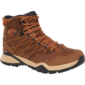 The North Face Hedgehog Hike II GTX Chaussures Homme, timber tan/india ink